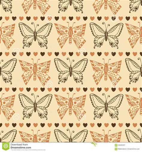 free printable butterfly wrapping paper zentangle butterfly pattern autumn seamless wrapping