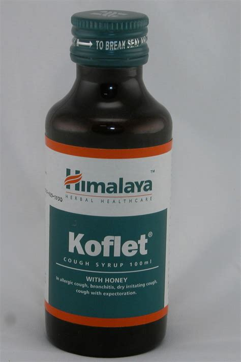 couch syrup koflet cough syrup healthbyayurveda in