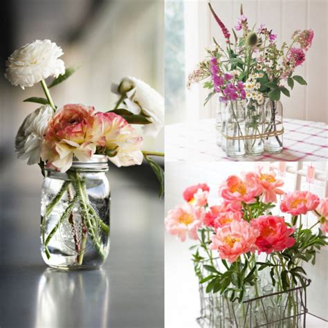 diy floral arrangements how to make simple diy flower arrangements glitter inc