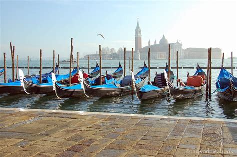best place to get a gondola in venice the charm of venice the world is a book