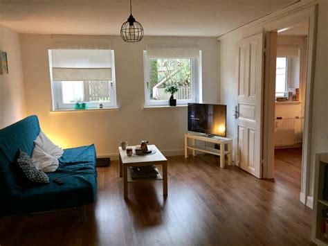 Helle Souterrain Wohnung In Hamburg Othmarschen Wohnung