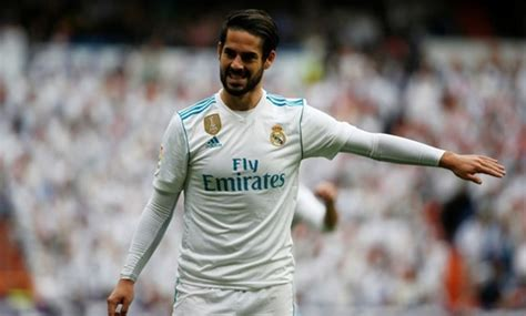 zidane played me in my position isco today