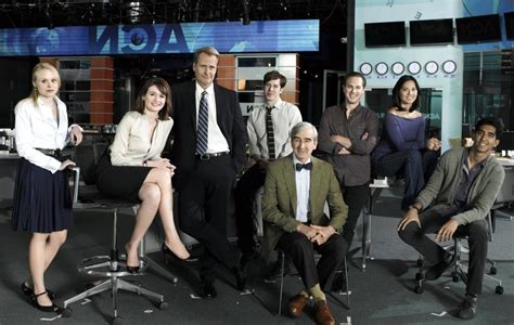 the news room cast newsroom cast photos