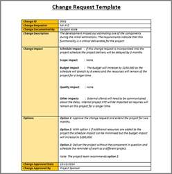 change log template project management change management plan process and templates excel