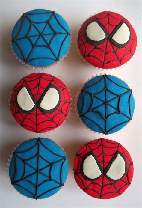 spiderman cake pattern spiderman cupcakes birthday party inspirations