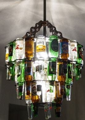things made out of recycled materials 10 crazy chandeliers made from recycled materials modern