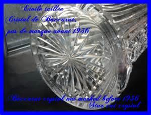 Val St Lambert Vase Baccarat Crystal Vase 1880