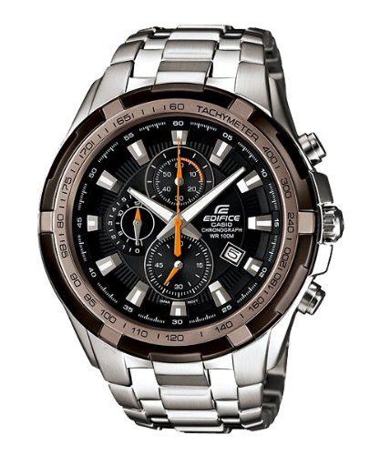 Promo Casio Edifice Ef539 Black Leather casio general s watches edifice chronograph ef 539d 1a9vdf andr 233 araujo cardosobik