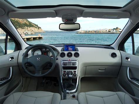 peugeot 308 interior peugeot 308 sw interior image 263