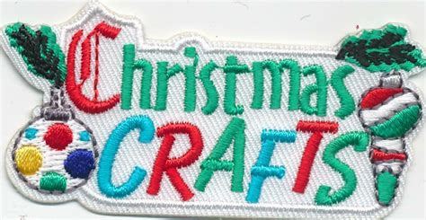 cub scout christmas crafts boy cub crafts projects patches crests badges scout guides ebay