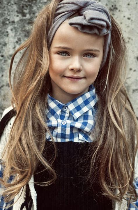 beautiful girl kristina pimenova 9 year old world s youngest supermodel dubbed the most