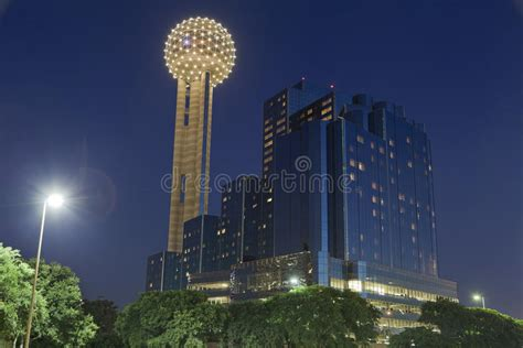 reunion tower at dallas tx royalty free stock images image 24593359