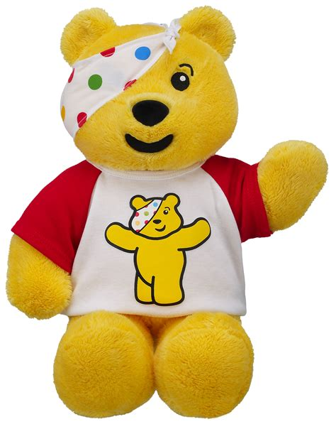Tshirt Press Sign For Journalists make a pudsey to help children build a