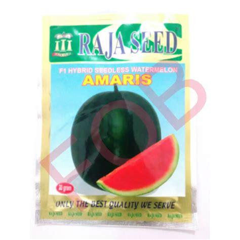Benih Buah Semangka jual benih raja seed semangka amaris 20gr hp 085608566034