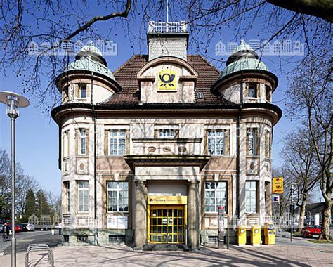 architekt herne postamt herne wanne architektur bildarchiv