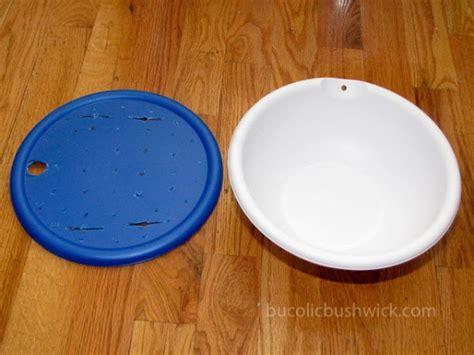 Self Watering Pot Seri Vienna de maceta corriente a maceta autorriego
