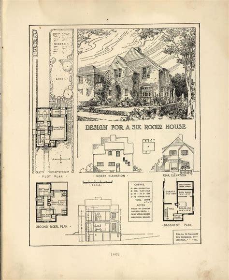 1920s floor plans 1000 images about vintage house plans 1920s on pinterest