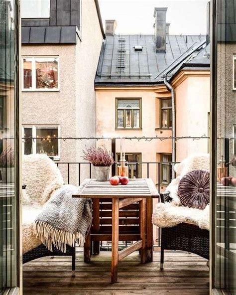 arredo balcone idee per arredare un balcone d inverno foto 3 23