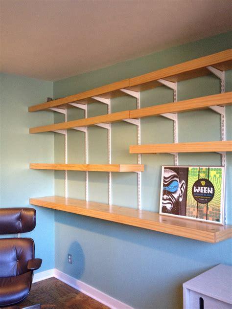 mid century modern wall shelves diy modern wall shelves mid century modern