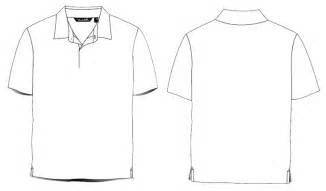 Polo Shirt Template by Bakery Concept A Shirt For Bubba