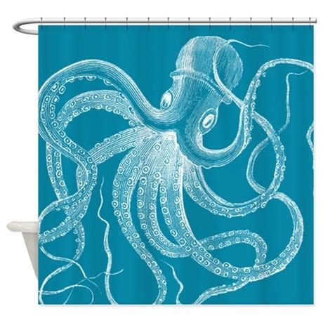 monster shower curtain sea monster shower curtain by cheriverymery