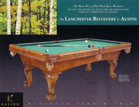 kasson pool tables website kasson pool tables kasson oak vermillon made in the u s a