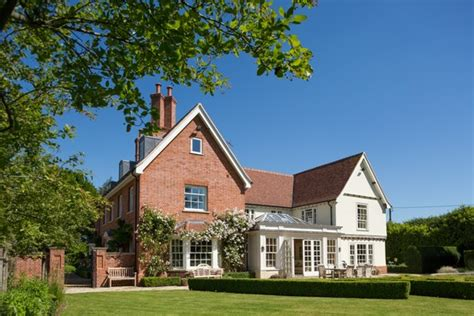 contemporary english country home in gloucestershire 現代的な英国のカントリーハウス wsj