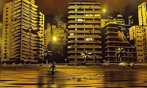 waltz with bashir war documentary meets israeli animation film review waltz with bashir film the guardian