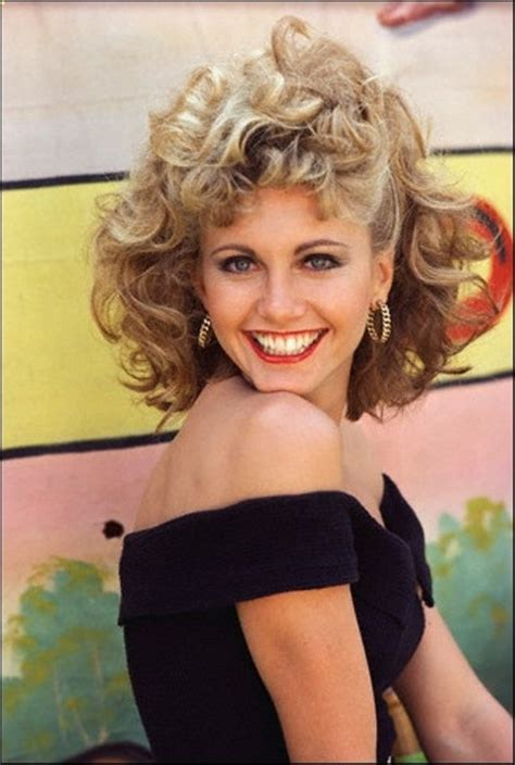 make your hair look like olivia newton john 17 best images about grease makeup on pinterest sandy