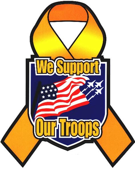 Support Our Troops Clipart support our troops clipart clipart best