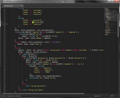 Format Html With Sublime Text 2 | itek zone sublime text 2 final released inc patch