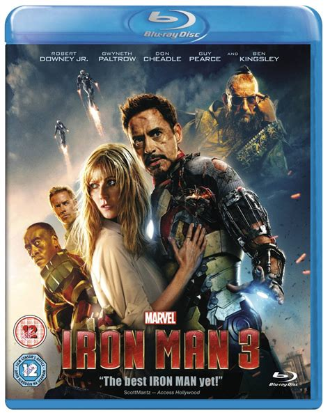 film blu ray download iron man 3 blu ray dvd special features revealed