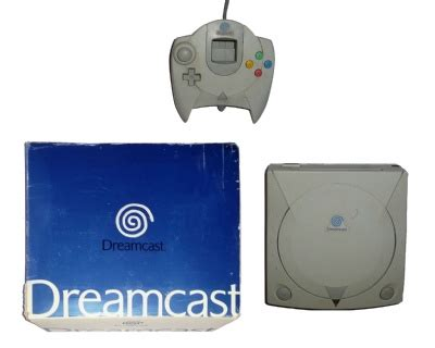 buy dreamcast console buy dreamcast console 1 controller boxed dreamcast