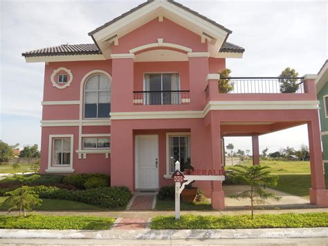 savannah house crossandra or emerald model house of savannah trails iloilo by camella homes erecre
