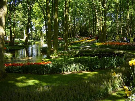 World S Largest Flower Garden Keukenhof Netherlands Netherland Flower Garden