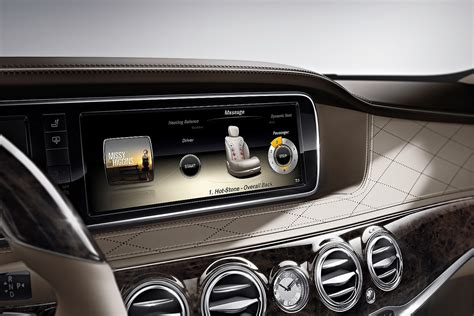 S Class 2013 Interior by W222 2014 Mercedes S Class Interior Revealed