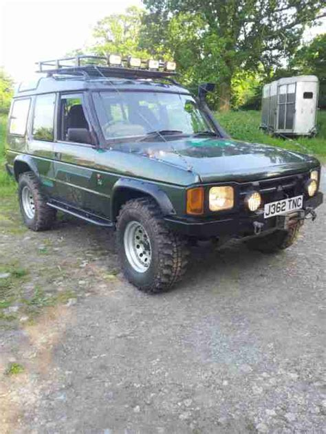 land rover 200tdi land rover discovery 200tdi 3 door car for sale
