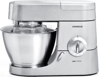 Kenwood KMC570 Chef Premier Review · Mixer Reviews