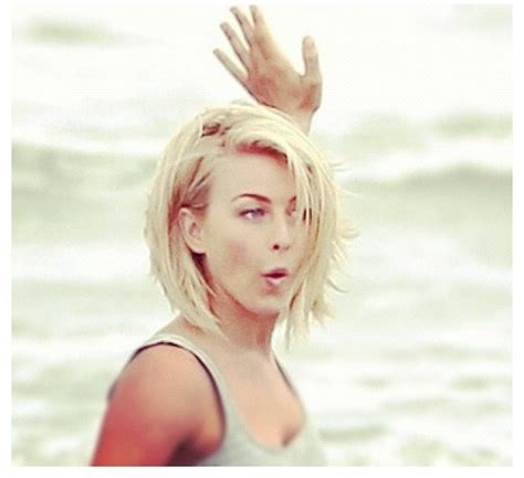 what is the description of julianne hough s haircut in safe really loving this julianne hough fashion