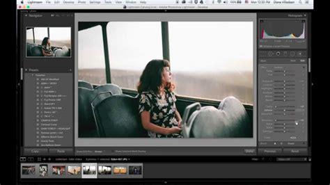 vsco film tutorial photoshop how i edit vsco film pack 06 vintage train session