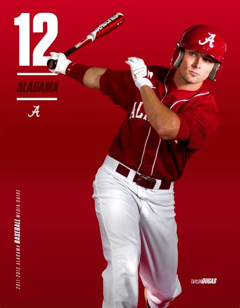Alabama Mba Class Profile by 2012 Baseball Media Guide By Alabama Crimson Tide Issuu