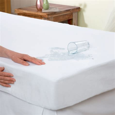 bed protector cover vivano beddings more ltd premium full mattress protector