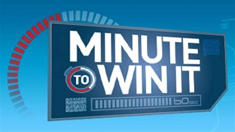 Do People Really Win Money On Game Shows - minute to win it nbc