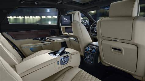 jaguar interior 2016 jaguar xj luxury sedan review with price horsepower