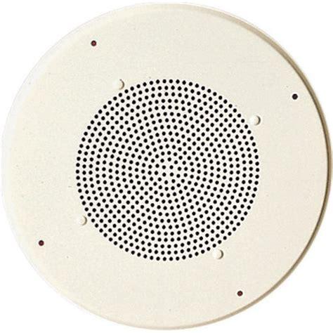 surface mount ceiling speakers aiphone sp 2570n indoor flush mount ceiling speaker sp