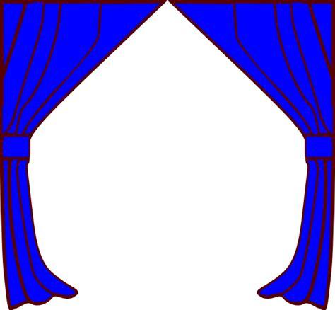 curtain clipart curtains clip art at clker com vector clip art online