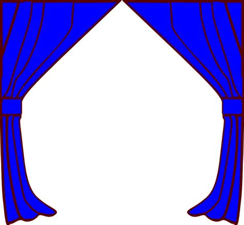 Free Clipart Stage Curtains ClipArt Best