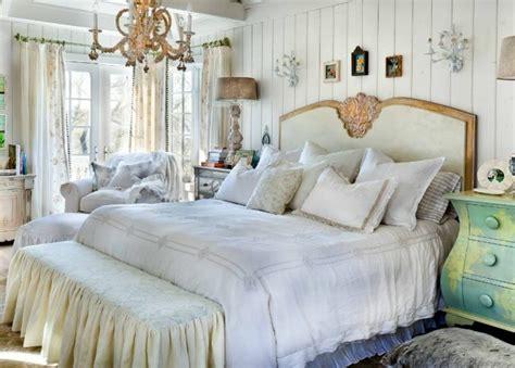 Style Shabby Chic Chambre by La Chambre Style Romantique Nous D 233 Voile Ses Secrets