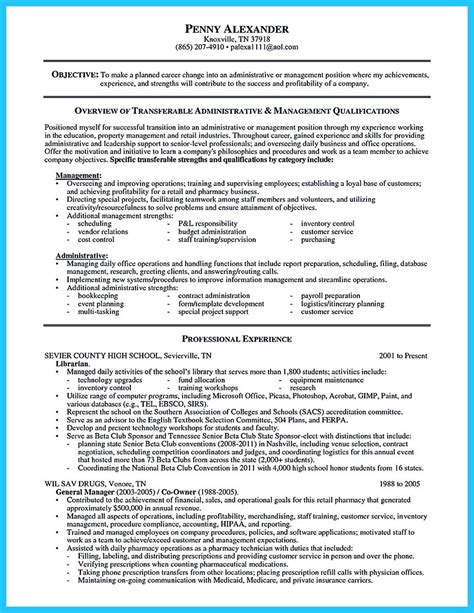 superintendent resume template store assistant manager resume that can bag you