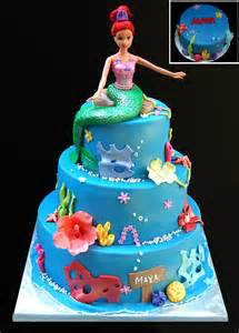 little mermaid cake maria s dream cakes